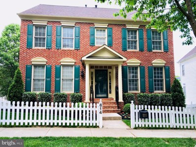 614 Linslade Street, Gaithersburg, MD 20878 - MLS#: 1001367742