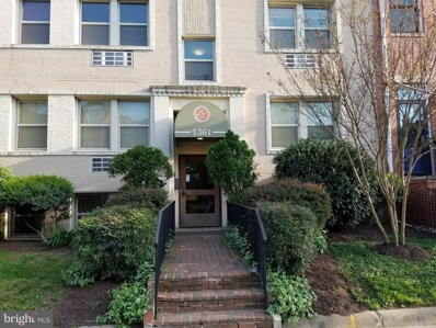 1361 K Street SE UNIT 102, Washington, DC 20003 - #: 1001372006