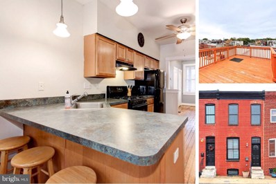35 Curley Street S, Baltimore, MD 21224 - MLS#: 1001399869