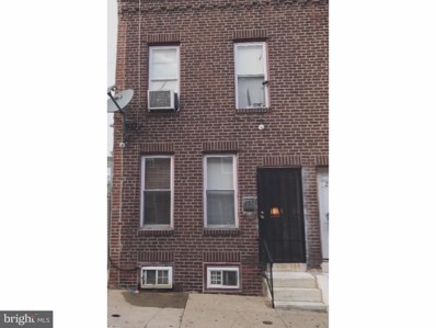 257 W Thayer Street, Philadelphia, PA 19140 - MLS#: 1001401773