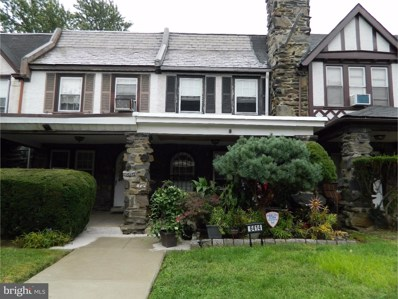 6414 Woodcrest Avenue, Philadelphia, PA 19151 - MLS#: 1001404259