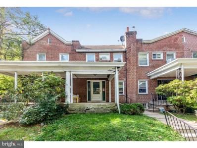 7002 Cresheim Road, Philadelphia, PA 19119 - MLS#: 1001407181