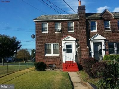 383 S 27TH Street, Camden, NJ 08105 - MLS#: 1001407531