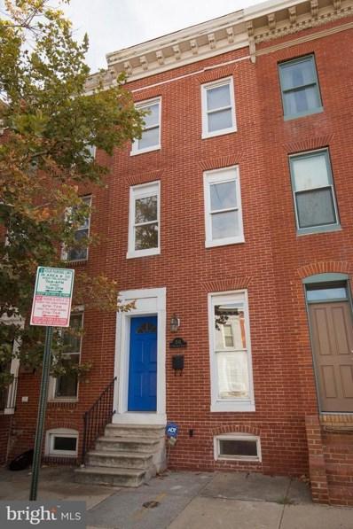 1541 Hanover Street, Baltimore, MD 21230 - MLS#: 1001410875