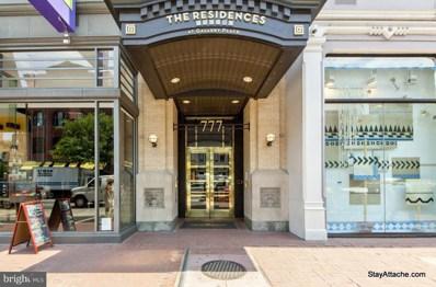 777 7TH Street NW UNIT 723, Washington, DC 20001 - MLS#: 1001411499