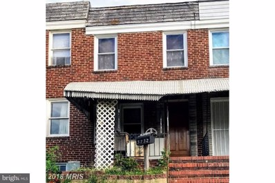 3732 Lyndale Avenue, Baltimore, MD 21213 - MLS#: 1001411916
