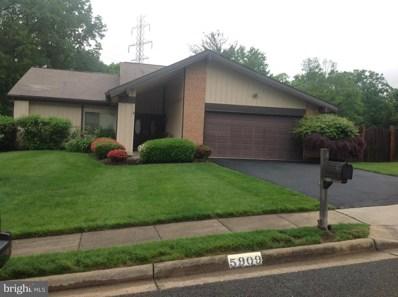 5909 Hall Street, Springfield, VA 22152 - MLS#: 1001411964
