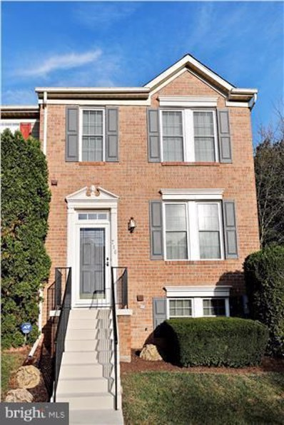 716 Pine Drift Drive, Odenton, MD 21113 - MLS#: 1001412481