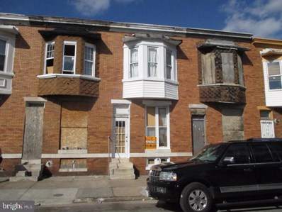2606 Fairmount Avenue W, Baltimore, MD 21223 - MLS#: 1001413793