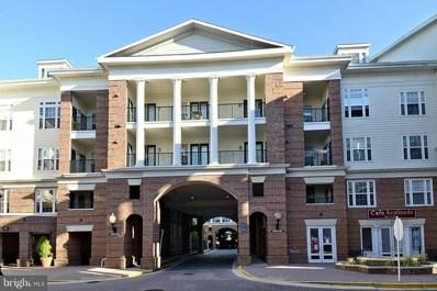 7 Booth Street UNIT 308, Gaithersburg, MD 20878 - MLS#: 1001415521