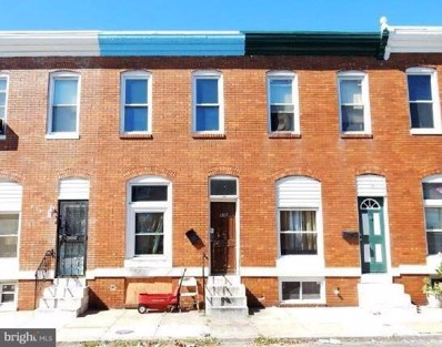 616 Curley Street, Baltimore, MD 21205 - MLS#: 1001415843