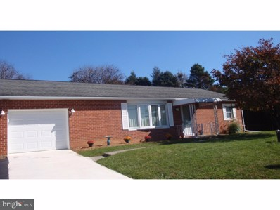 2599 Moselem Springs Road, Fleetwood, PA 19522 - MLS#: 1001415945