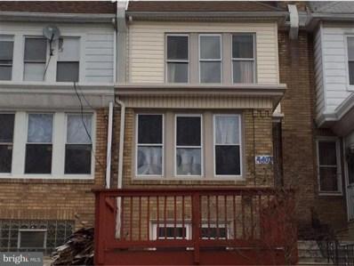 4407 Longshore Avenue, Philadelphia, PA 19135 - MLS#: 1001416227