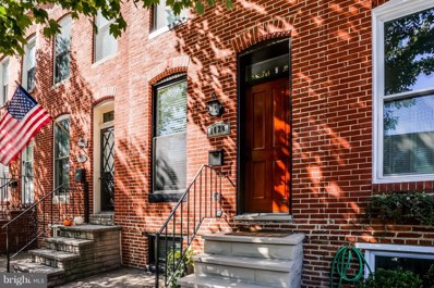1428 Andre Street, Baltimore, MD 21230 - MLS#: 1001416993