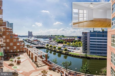250 President Street UNIT 504, Baltimore, MD 21202 - MLS#: 1001417943