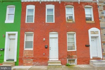417 Pitman Place, Baltimore, MD 21202 - MLS#: 1001418653