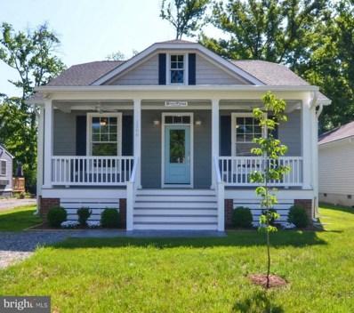 1206 Bancroft Avenue, Colonial Beach, VA 22443 - MLS#: 1001431508
