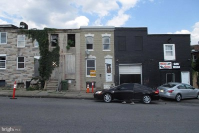 127 Payson Street, Baltimore, MD 21223 - #: 1001434871