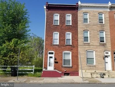 1630 N 4TH Street, Harrisburg, PA 17102 - #: 1001456592