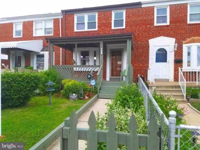 1904 Barry Road, Baltimore, MD 21222 - #: 1001456986