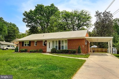 5416 Kempsville Street, Springfield, VA 22151 - MLS#: 1001457374