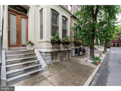 2213 Delancey Place, Philadelphia, PA 19103 - MLS#: 1001457774