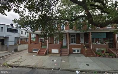 602 Ellwood Avenue, Baltimore, MD 21205 - MLS#: 1001460444