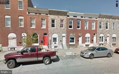 3406 Baltimore Street, Baltimore, MD 21224 - MLS#: 1001460490