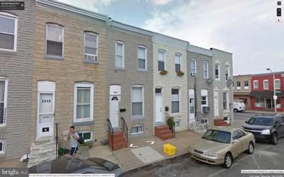 3516 Mount Pleasant Avenue, Baltimore, MD 21224 - MLS#: 1001460656