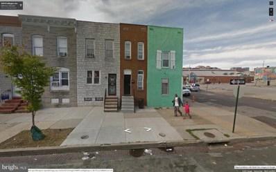 528 Collington Avenue, Baltimore, MD 21205 - MLS#: 1001460678