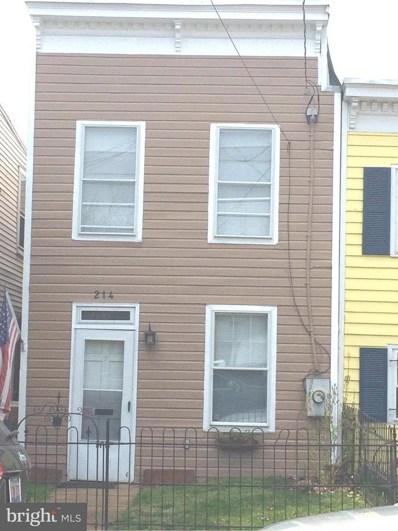 214 Payne Street N, Alexandria, VA 22314 - MLS#: 1001461426