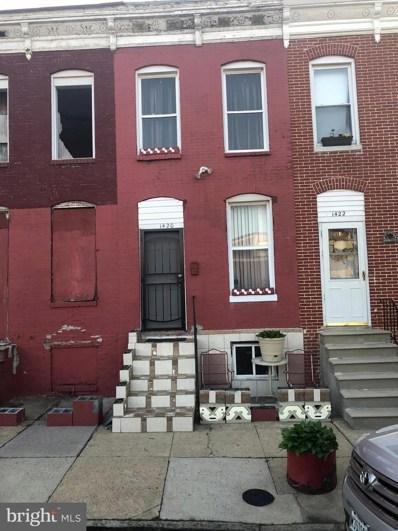 1420 Collington Avenue N, Baltimore, MD 21213 - MLS#: 1001461442