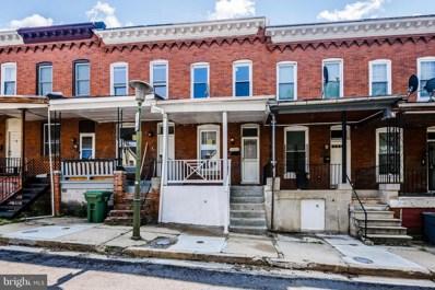 3009 Ellerslie Avenue, Baltimore, MD 21218 - MLS#: 1001461500