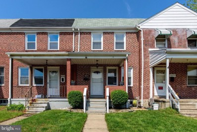 3472 Dunhaven Road, Baltimore, MD 21222 - MLS#: 1001462730