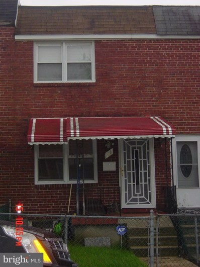 815 Wilbert Avenue, Baltimore, MD 21212 - #: 1001462838