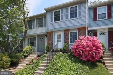 8502 Blue Rock Lane, Lorton, VA 22079 - MLS#: 1001471384