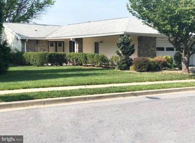 3511 Fitzhugh Lane UNIT 80-A, Silver Spring, MD 20906 - #: 1001471706