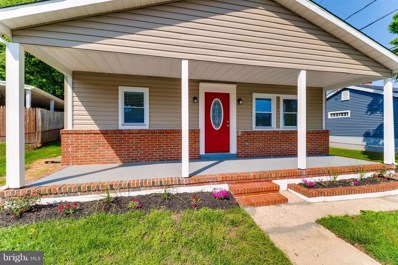 1003 Cord Street, Middle River, MD 21220 - MLS#: 1001482532