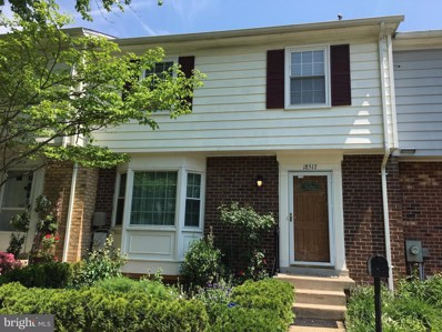 18517 Grouse Lane, Gaithersburg, MD 20879 - MLS#: 1001485186