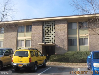 7228 Donnell Place UNIT D-3, District Heights, MD 20747 - MLS#: 1001485606