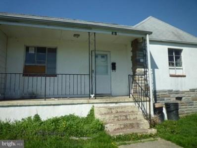 418 Elmwood Road, Baltimore, MD 21206 - MLS#: 1001485746