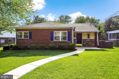 10108 Quinby Street, Silver Spring, MD 20901 - MLS#: 1001485766