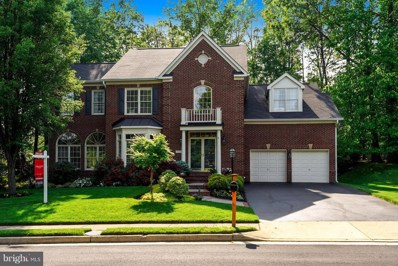 5555 Shooters Hill Lane, Fairfax, VA 22032 - MLS#: 1001486244