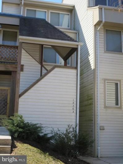 18363 Leman Lake Drive UNIT 801, Olney, MD 20832 - MLS#: 1001486646