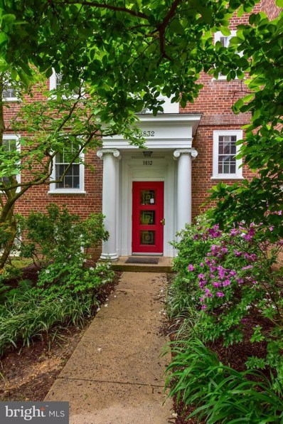 3832 Porter Street NW UNIT C387, Washington, DC 20016 - MLS#: 1001487218