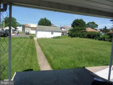 527 Jefferson Street, East Greenville, PA 18041 - MLS#: 1001487442