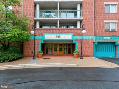 545 Braddock Road E UNIT 508, Alexandria, VA 22314 - MLS#: 1001488064