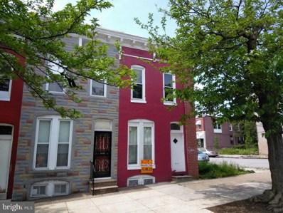 1742 Bond Street N, Baltimore, MD 21213 - MLS#: 1001488914