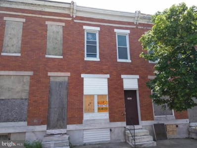 2407 Oliver Street E, Baltimore, MD 21213 - MLS#: 1001489014