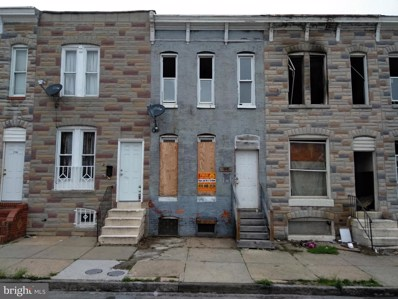 2106 Eagle Street, Baltimore, MD 21223 - MLS#: 1001489042